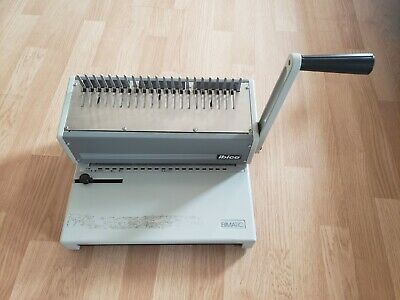 Ibico Heavy Duty Manual Paper Comb Punch