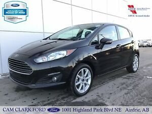 2015 Ford Fiesta SE Hatchback with Heated Seats and Nav