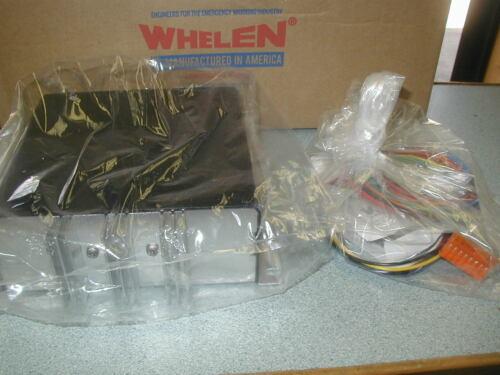 Whelen 295HFRSA Remote Amp w/ Wiring Harness for Siren