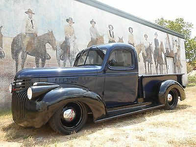 1946 Chevrolet Truck Completely Restored LS Fuel-Injection