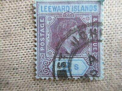 Leeward Islands, Scott#112, used