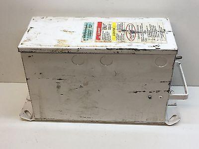 France Franceformer 9030 P5ka2ng-2 Neon Transformer 120v Output 9000v 30ma 9kv
