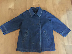 Gap Denim Spring Coat