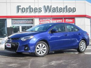 2014 Toyota Corolla 1 OWNER! S PACK