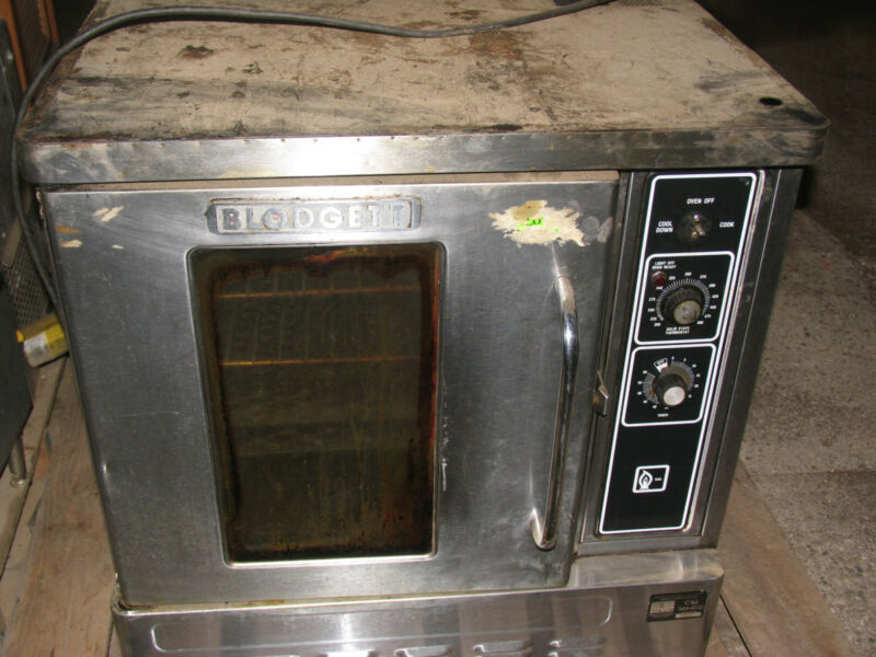Blodgett Convection Gas Oven