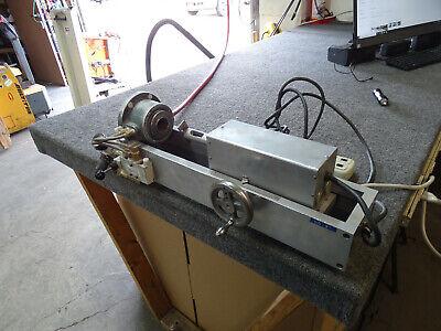 Semco Mini Lathe W Eagle Rock Technologies A1-21200 5c Air Collet