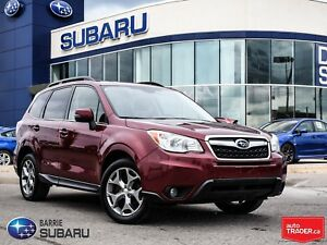 2016 Subaru Forester 2.5i Limited Pkg w/ Eyesight at