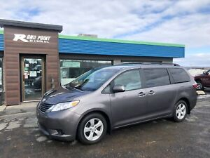 2015 Toyota Sienna 2015 Toyota Sienna - 5dr LE 8-Pass FWD