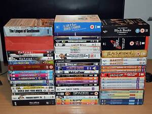 37 British Comedy TV Shows on DVD Adelaide CBD Adelaide City Preview