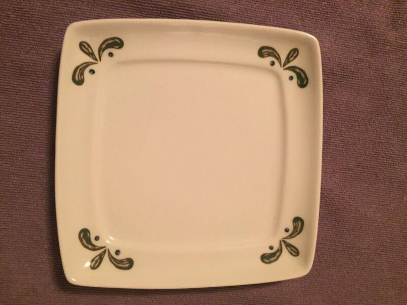 Buffalo China Square Plate