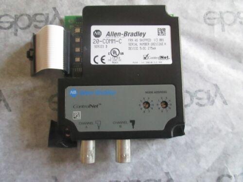 Allen-Bradley 20-COMM-C PowerFlex ControlNet Comm Adapter