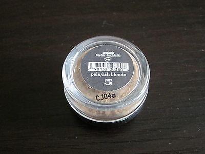 BARE ESCENTUALS bare Minerals Brow Color * PALE ASH BLONDE * Powder ~ 0.28g NEW