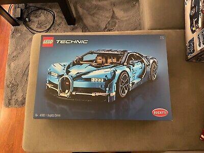 LEGO Technic Bugatti Chiron (42083) - MINT - FACTORY SEALED BOX
