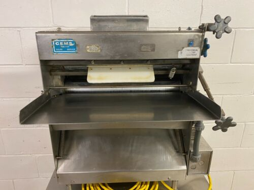 LN Acme MRS11 Bench Double Pass Dough Roller 115 Volts 1 Phase Tested