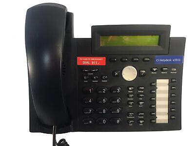 Snom 320 Business Voip Phone Desk Or Wall Handset