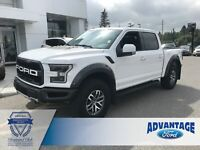 2017 Ford F-150 Raptor Trailer Tow - Terrain Management System