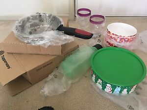 Bulk Assorted Tupperware New and used Rowville Knox Area Preview