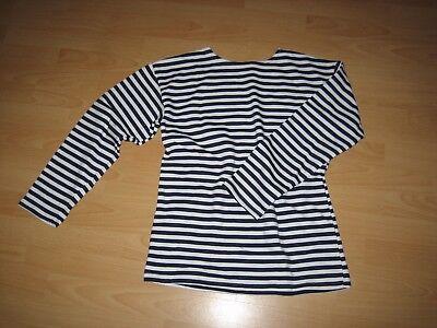 Original Matrosenhemd Marine Shirt TELNJASCHKA Тельняшка neu mit Etikett Gr. 50