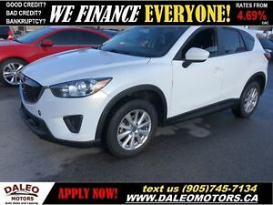 2014 Mazda CX-5 GX| BLUETOOTH | VOICE COMMAND | WE FINANCE