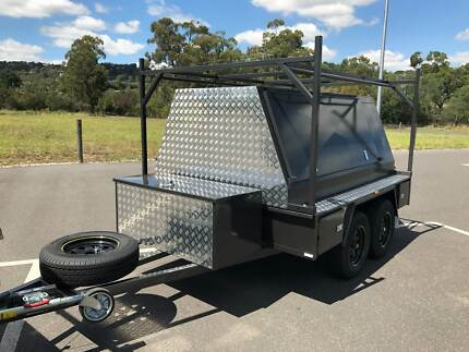 From only $39 p/week on finance* 8X5 TRADESMAN REMOVABLE CANOPY