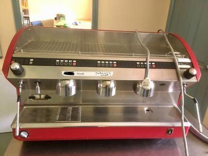 Coffee machine Azkoyen 3 group head