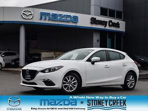 2015 Mazda Mazda3 GS Rear Cam Keyless Alloy Cruise
