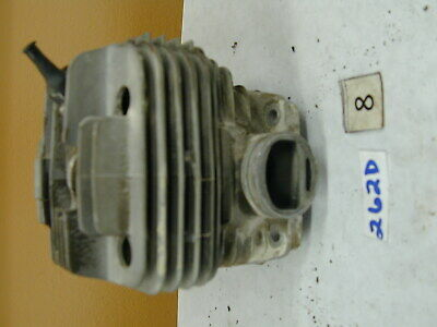 Stihl Ts400 Concrete Saw Oem - Cylinder Head Piston