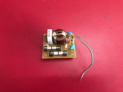 OEM Genuine SAMSUNG DE96-00400A UF12A Microwave Noise Filter Board  12a Noise Filter