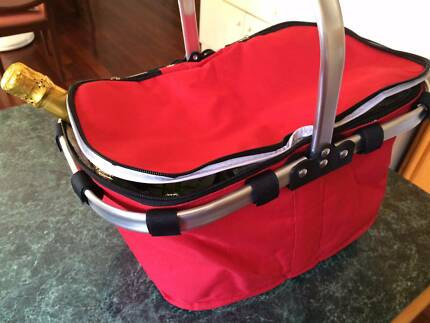 Chilled cooler picnic basket - as new condition Warrawee Ku-ring-gai Area Preview