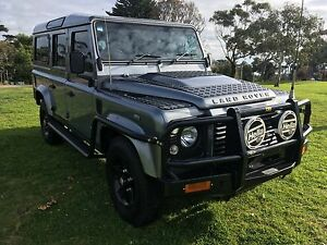 Land Rover Defender 110 Mordialloc Kingston Area Preview