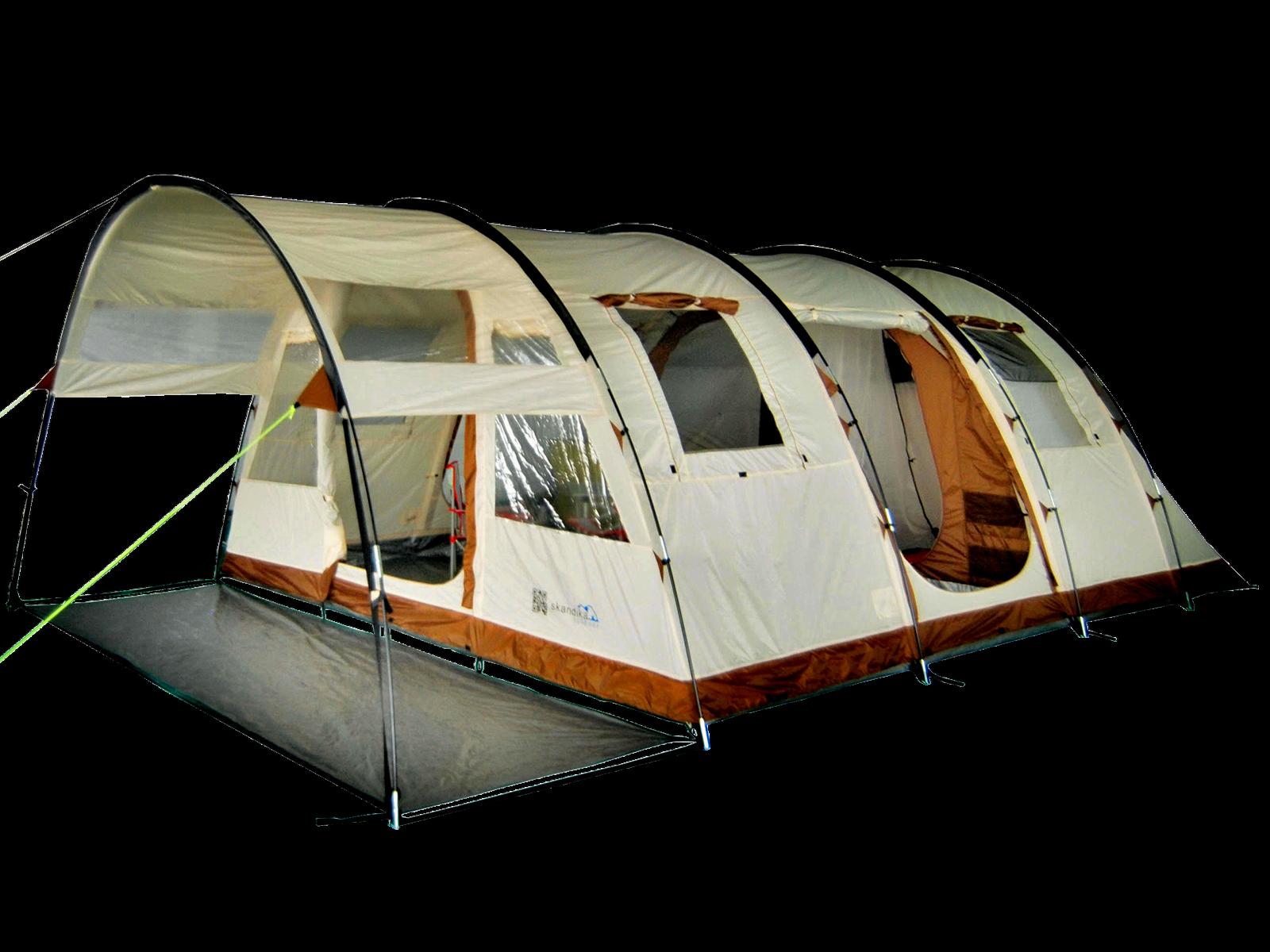 Skanika outdoor ~ 6 Personen Zelt ~ Modell Kairo ~1x genutzt