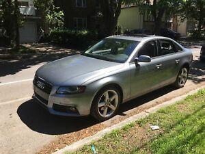 Audi A4 2010 AWD a vendre