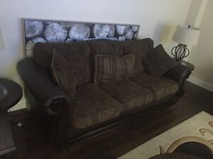 Sofa Set (3 Piece)