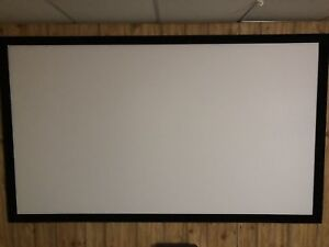 "106"" Fixed Frame Projector Screen"