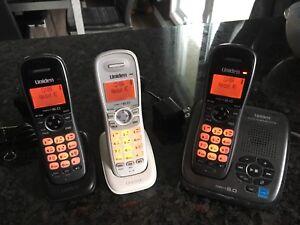 Téléphone sans fil Uniden