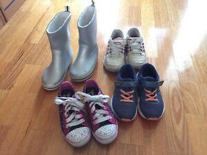 Girls shoes size 11/EUR 28 Doncaster East Manningham Area Preview