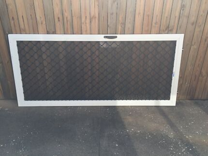 Sliding Security Screen Door Cleveland Redland Area Preview