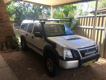 Holden Rodeo 2007 4WD
