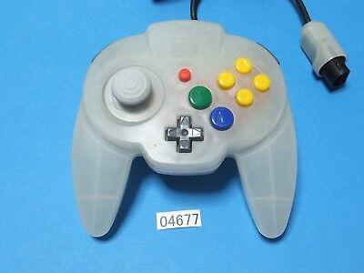 USED Hori Pad Mini Snow White Controller Nintendo 64 N64 From Japan 04677
