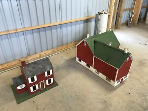 Folk Art Farm Set