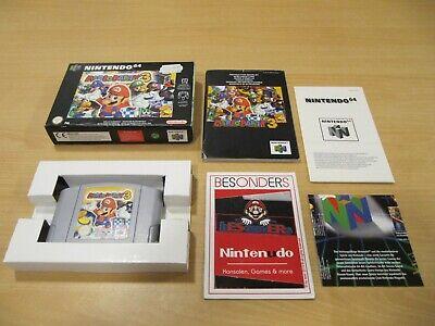 N64 Nintendo 64 Spiel - MARIO PARTY 3 - OVP - PAL - RAR - TOP
