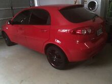 2007 Holden Viva Muswellbrook Muswellbrook Area Preview