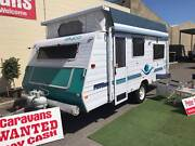 2005 Jayco Freedom Pop Top with Air Conditioning Hampstead Gardens Port Adelaide Area Preview