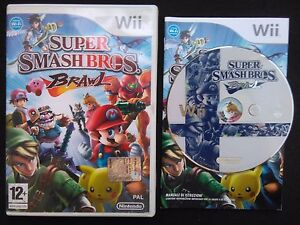 GIOCO-NINTENDO-Wii-USATO-SUPER-SMASH-BROS-BRAWL