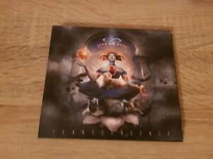 Devin Townsend Transcendence CD Digibook