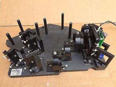 Cvi Melles Griot Optic Table W 12 Optics 16 X 11