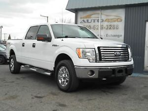 Ford F-150 XTR 2010 ***MAGS,6 PASSAGERS,4X4***