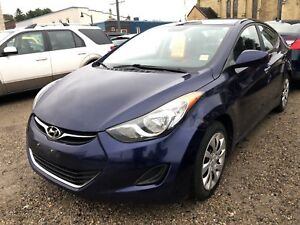 2012 Hyundai Elantra L CALL 519 485 6050 CERTIFIED