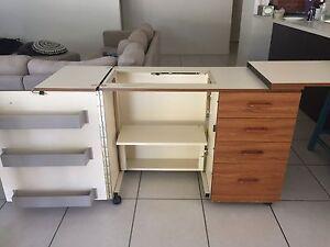 Sewing machine cabinet North Tivoli Ipswich City Preview