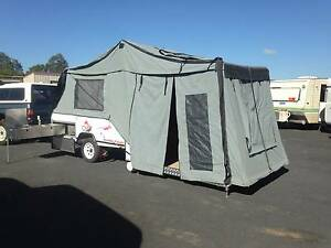 AS NEW CUB SUPAMATIC ESCAPE HARD FLOOR CAMPER TRAILER` Hatton Vale Lockyer Valley Preview